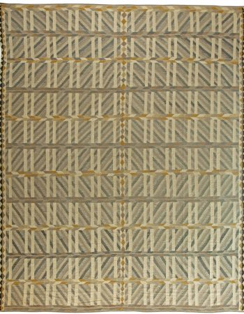 Large Swedish Design Rug N11209