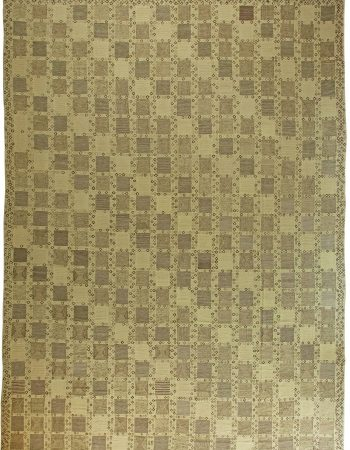 Oversized Swedish Design Rug N11208