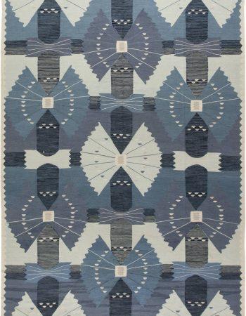 Swedish Flat weave Rug N11692