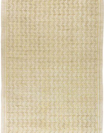 Schwedische Half Pile Inspired Teppich von Sigvard Bernadotte. N11661