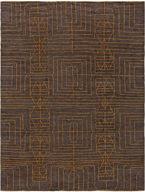 Modern Rug by Kim Alexandriuk N10913