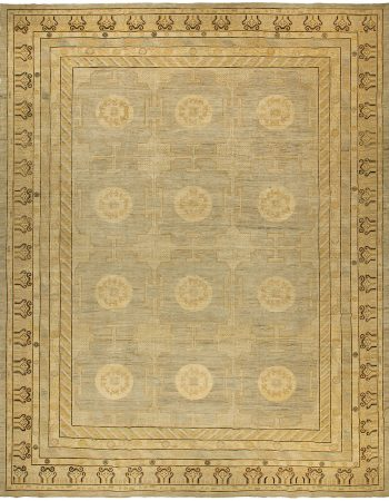 Traditioneller Sultanabad Design Teppich N11956