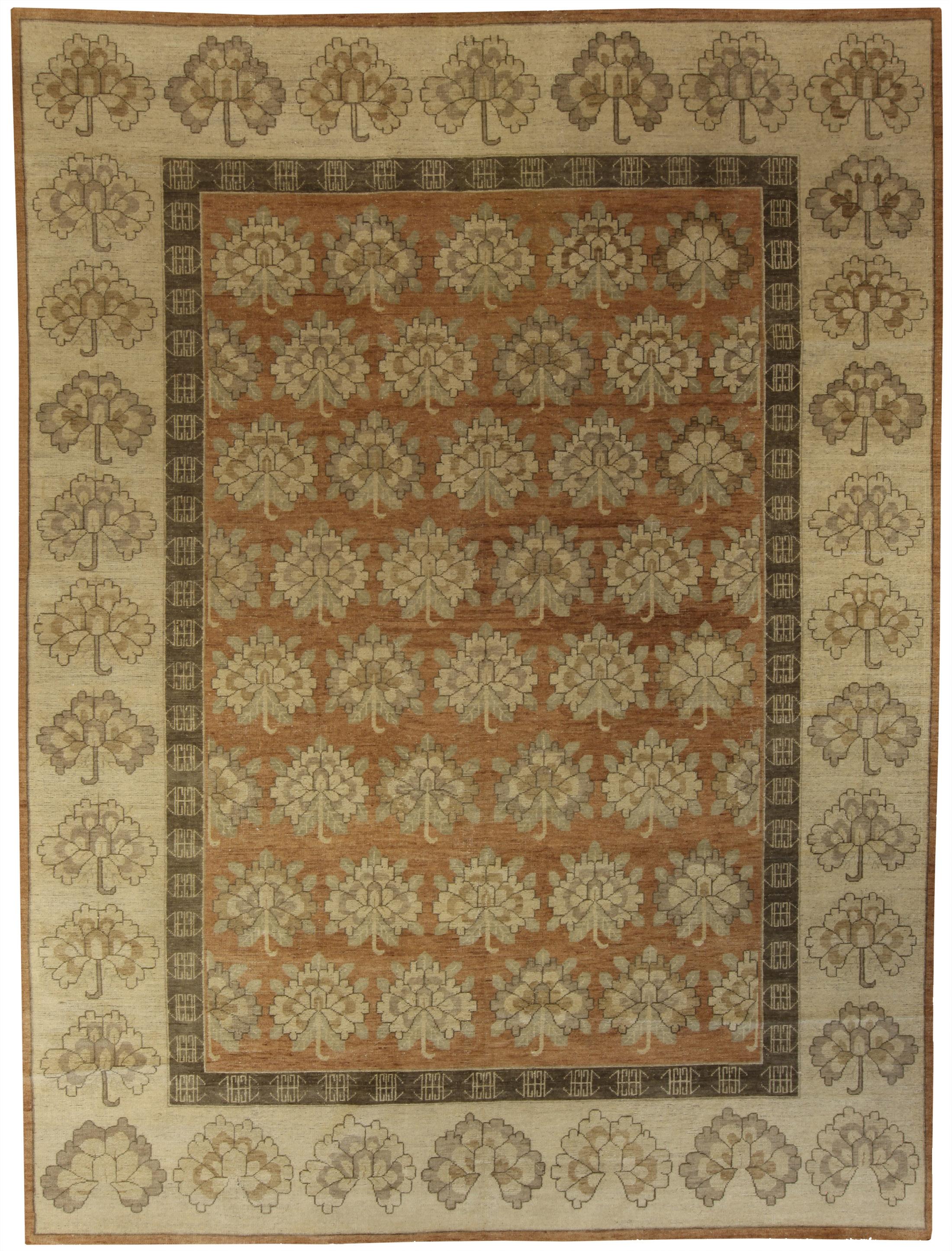 Samarkand Khotan Rug N10687