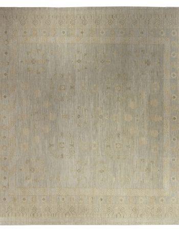Samarkand Square Rug N10671