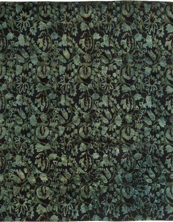 Moderne europäische Inspired tibetischen Teppich N11425