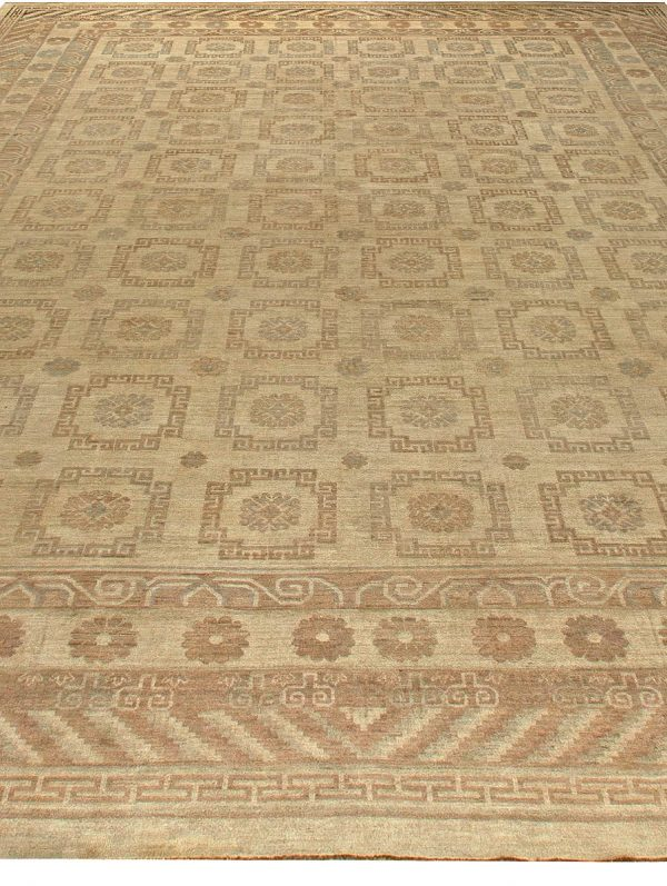 Large Samarkand Rug N11079