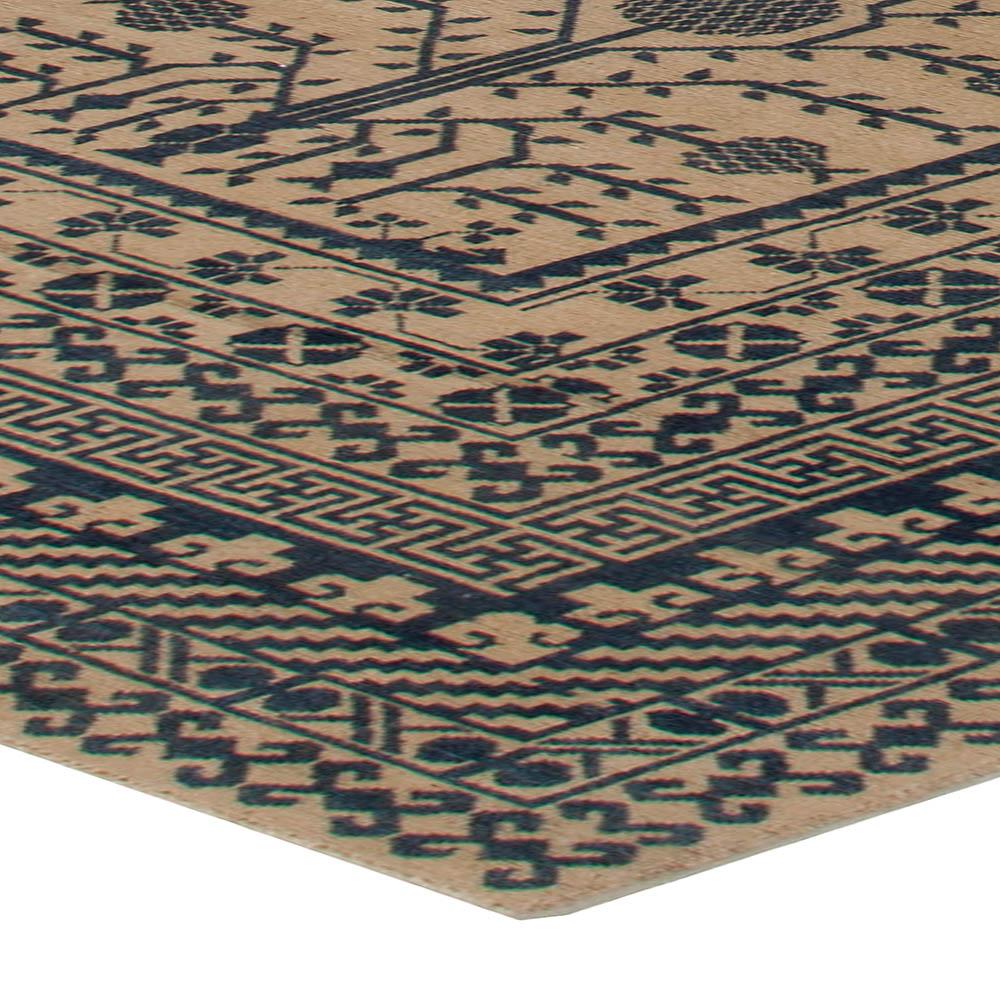 Large Samarkand Rug N10822