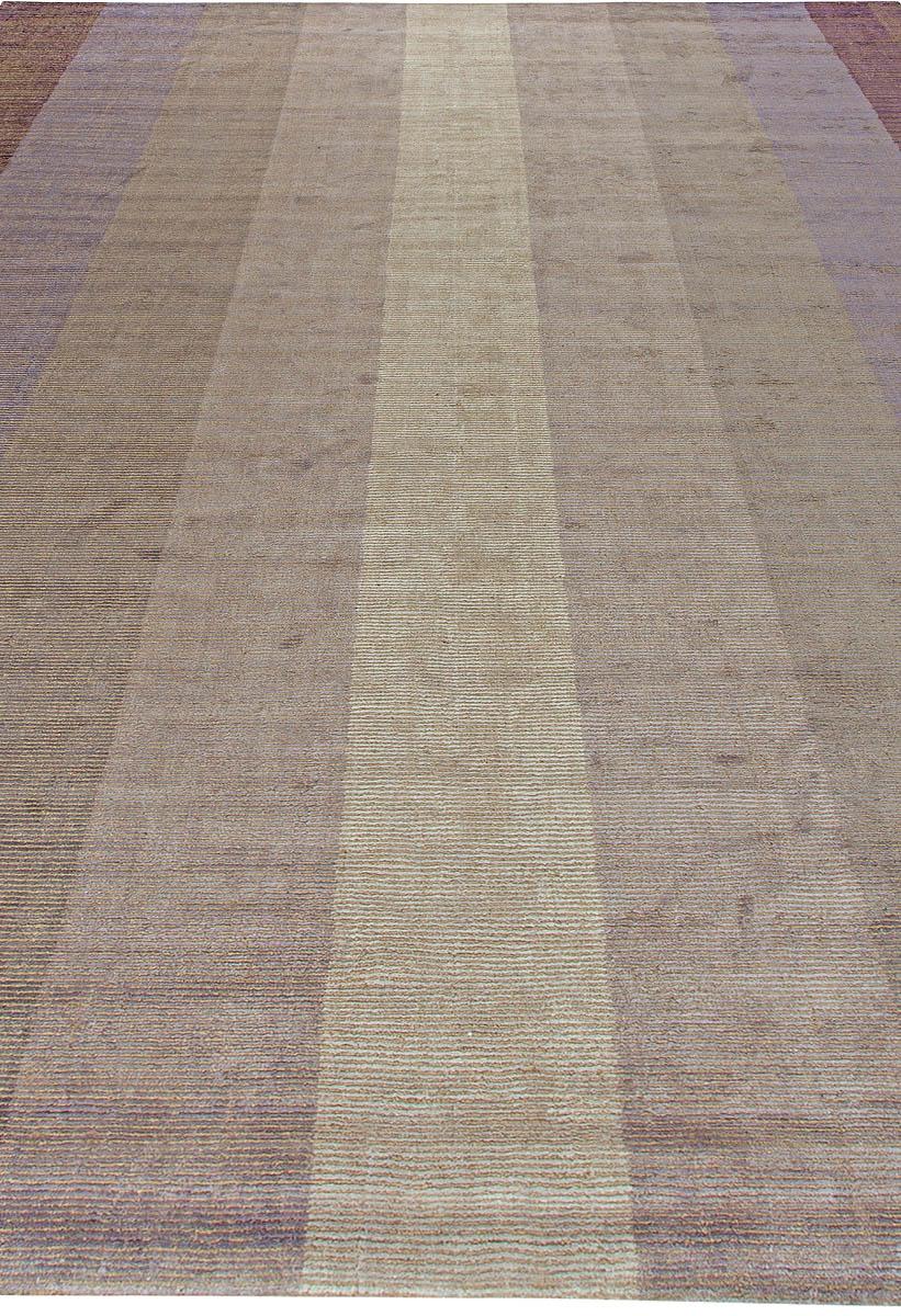 Modern Valeno Grid Rug N10878