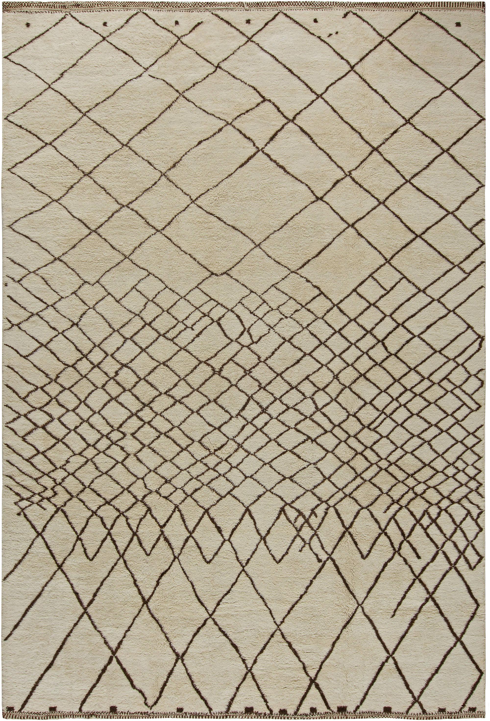 Moroccan Carpet N10914 By Doris Leslie Blau