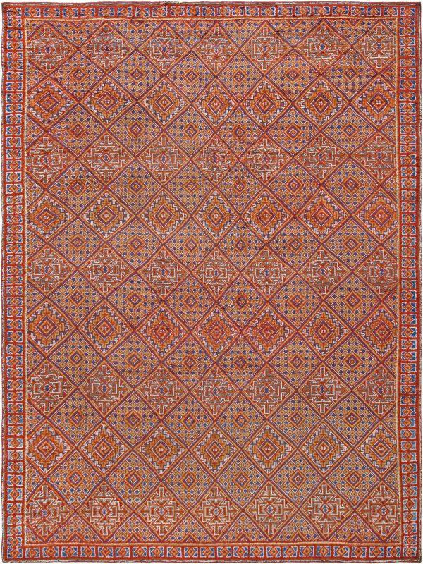 Vintage Moroccan Rug BB5689