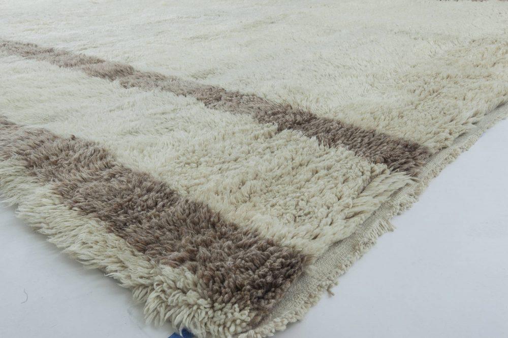 Tribal Style Moroccan Wool Area Rug N11405