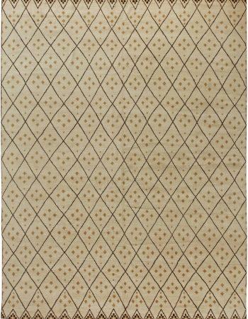 Nowoczesne Marokański dywan N11217