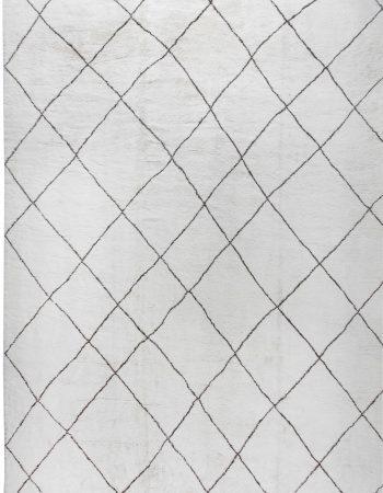 Oversized Marokański dywan N11701