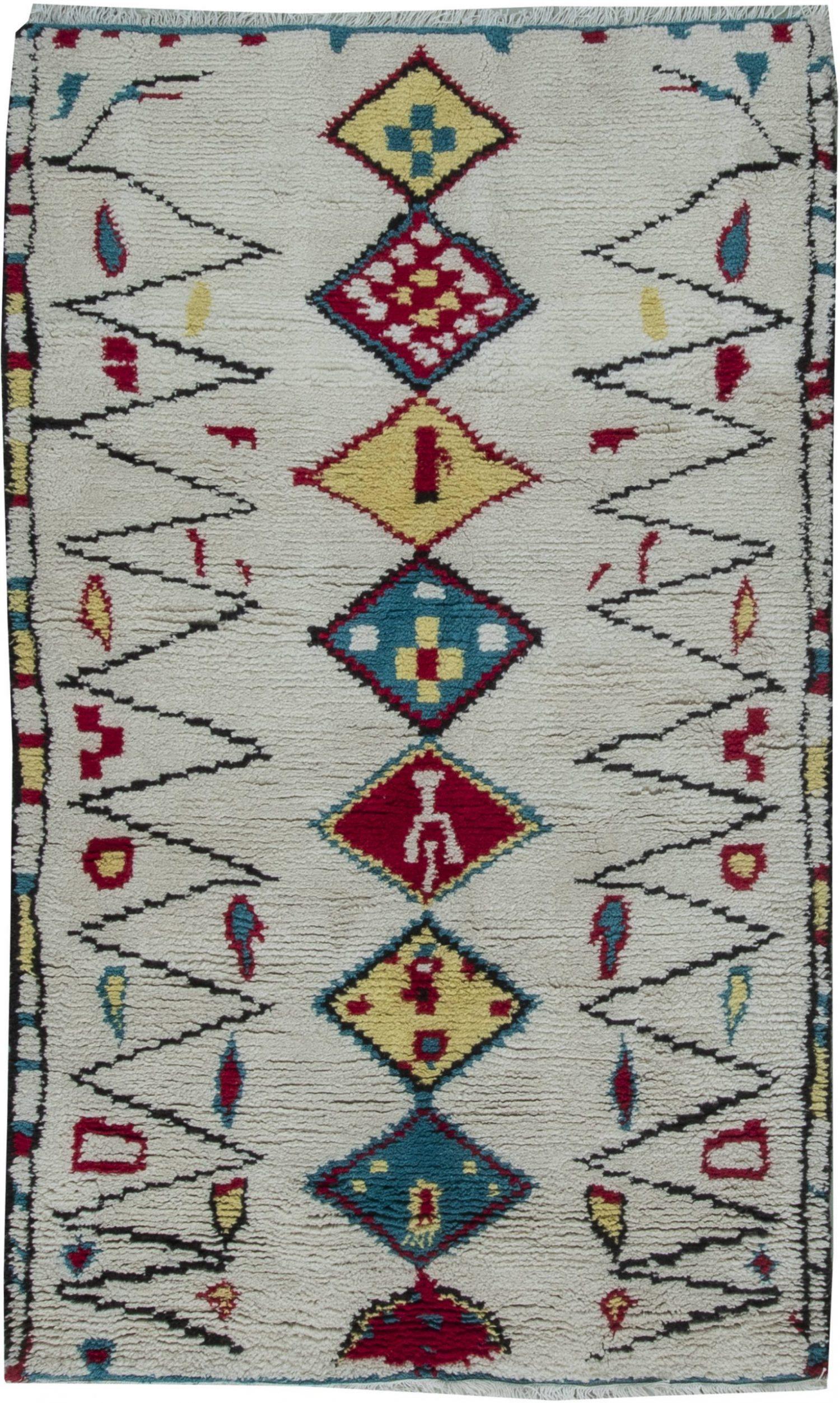 Custom Moroccan Rug N11562