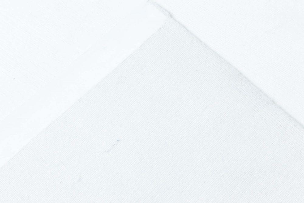 Oversized contemporary Angora Rug N11860
