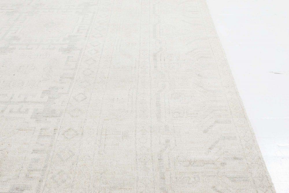 Oversized Samarkand Rug. N11861