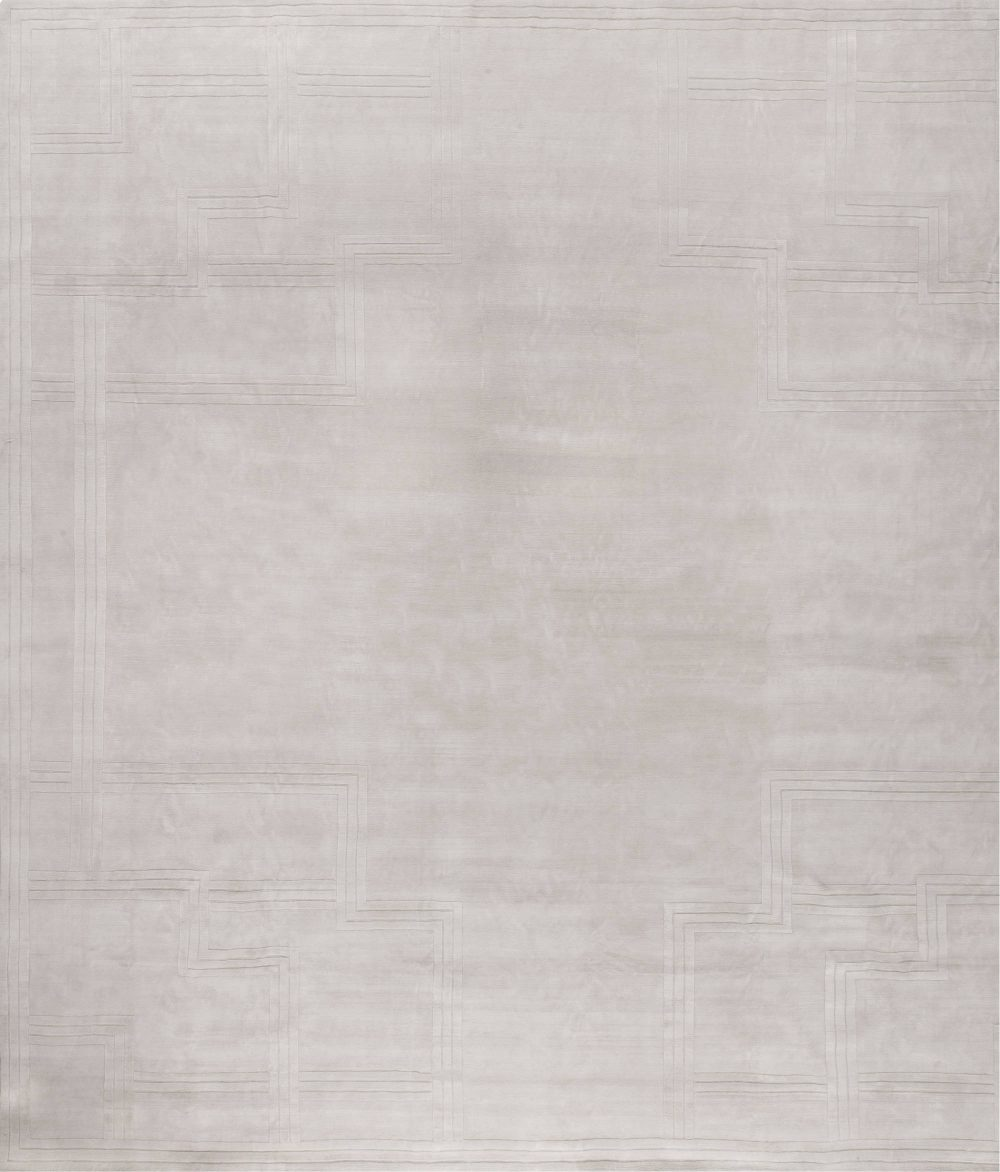 Oversized Contemporary Rug N11378
