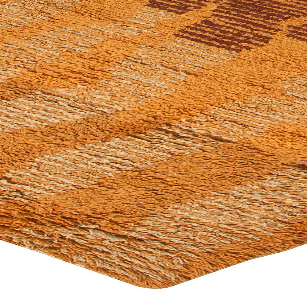 Tribal Style Moroccan Rug in Dusk Colors N10714