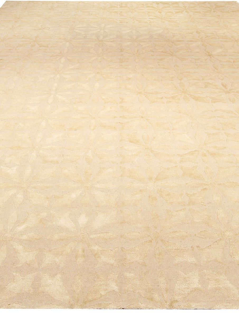 Flower Tile design Rug N10952