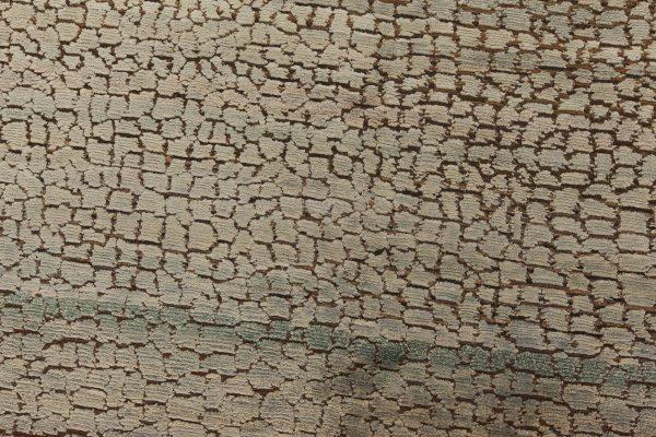 Snakeskin tibetischen Teppich N11373