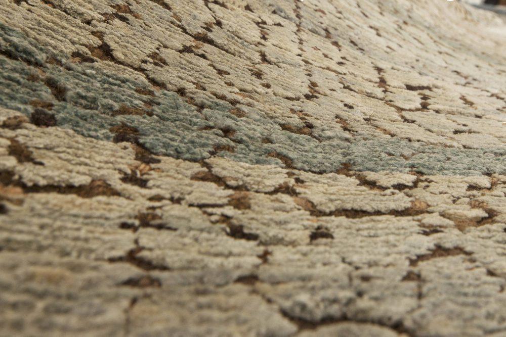 Snakeskin Tibetan Rug N11373