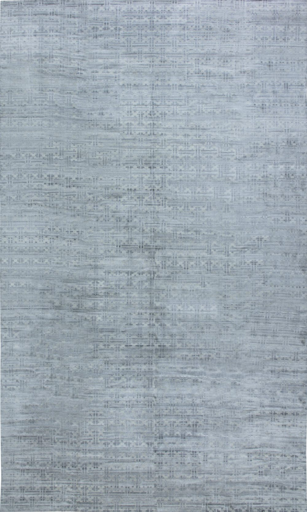 Oversized Natural Un-dyed Wool Rug N11629
