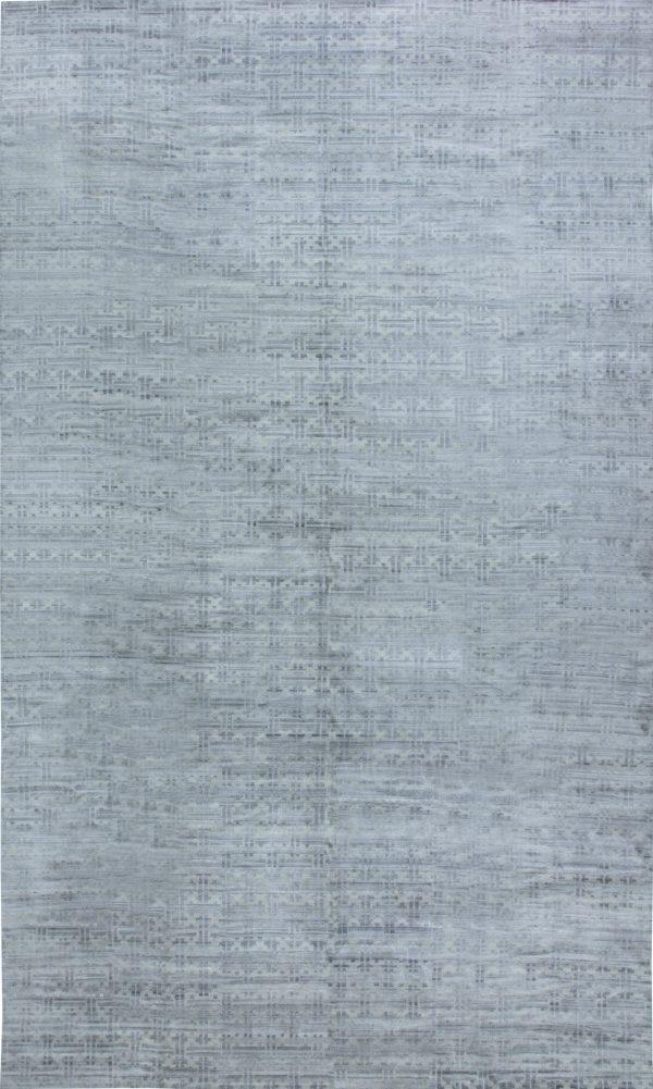 Oversized Natural Un-tingidas N11629 tapete de lãs