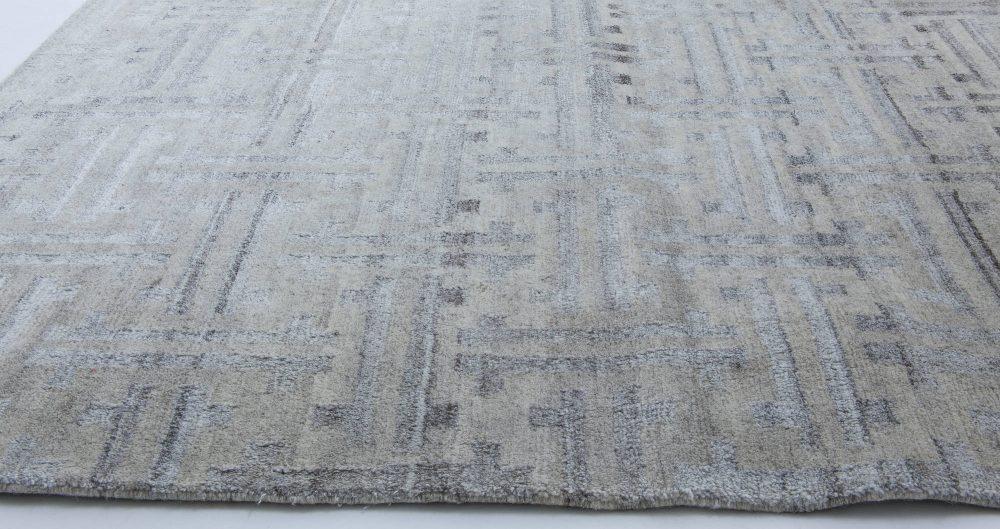 Terra Rug in Natural Wool and Silk N11528