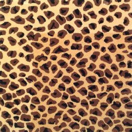 Animal Print Tufted N10543S