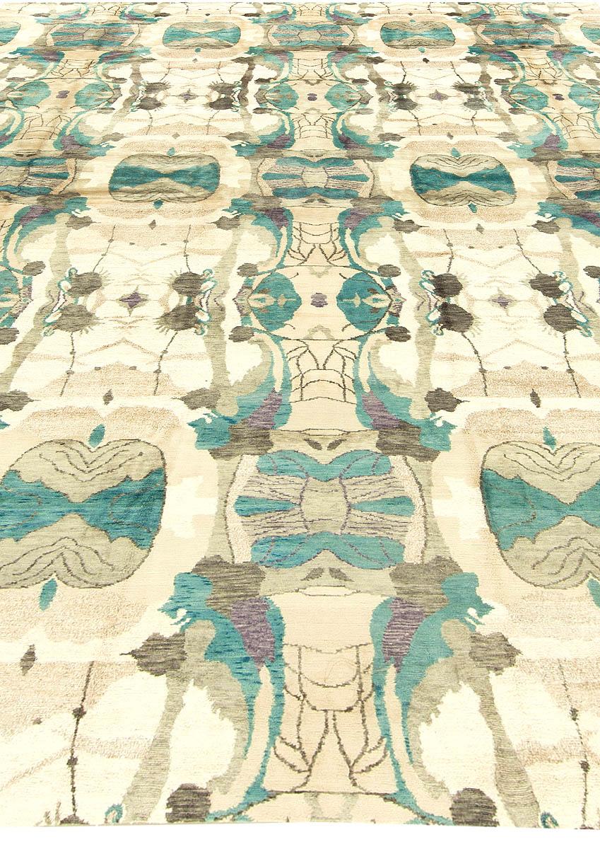 Modern Eskayel Dynasty Rug N11265 By Doris Leslie Blau