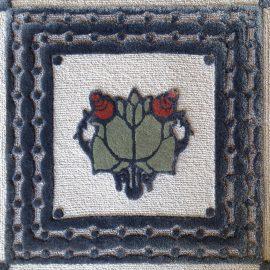 Solvej Silk Tufted N10567S