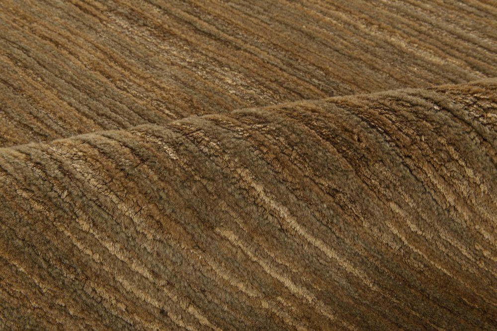 M Group Design Warm Brown Rug N11553