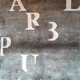 AR 3 Letter Design N10518S