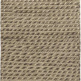 Sylvan Handmade Wool Beige Rug N11690