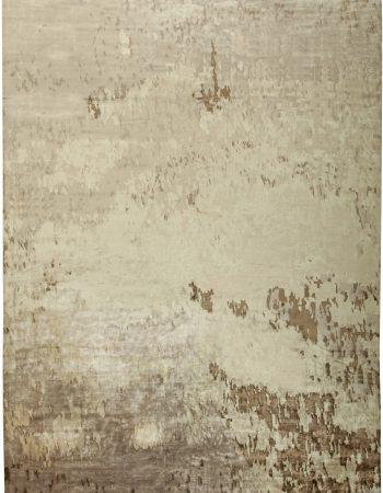 Modernist Jean Cocteau Style Rug N11984