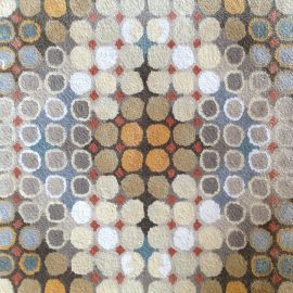Tufted Deco Dots N10452S