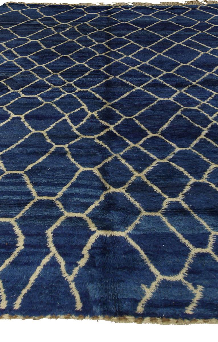 Blue Moroccan N10563