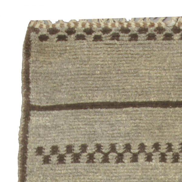 Vintage marroquino Tapete N10606