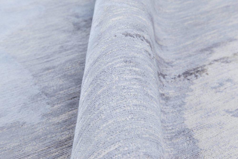Contemporary Silk Rug N11505