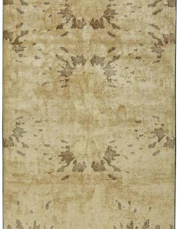 Contemporary Silk Runner N11129
