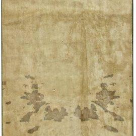 Contemporary Silk Rug N11130
