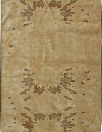 Contemporary Silk Rug N11128
