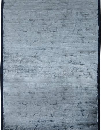 Contemporary Silk Rug N11539