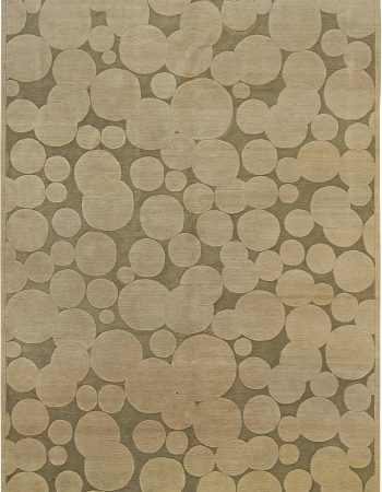 Alan Wanzanberg-Bubble design Rug N11226