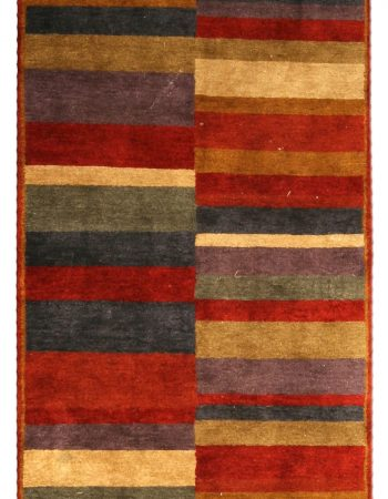 Antique Persian Hamadan Rug (Size Adjusted) BB5862