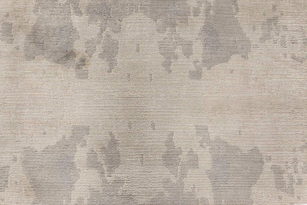 Kusafiri Eskayel Natural Silk Rug N11678