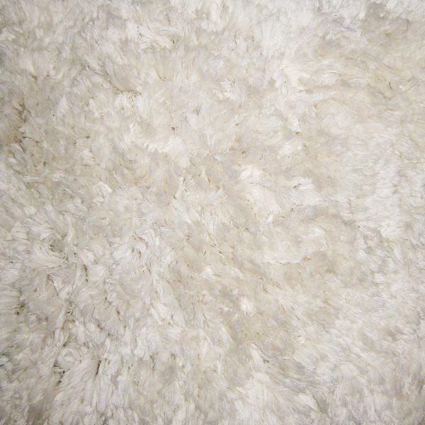 White Silk Shaggy N10238S