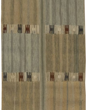 Swedish Design Flat Weave Runner N11750