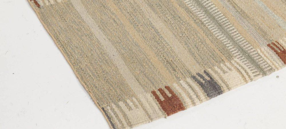 Swedish Design Flat Weave Runner N11750