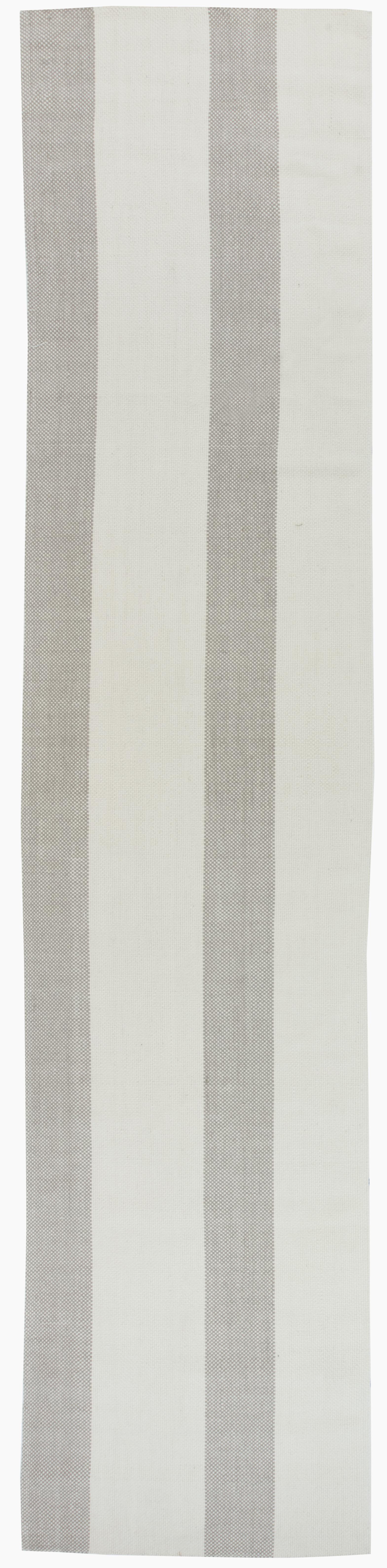Modern Flat weave Runner N11592